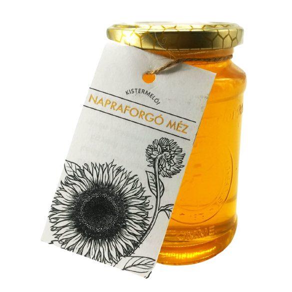Bodrogzugi napraforgó méz 500g