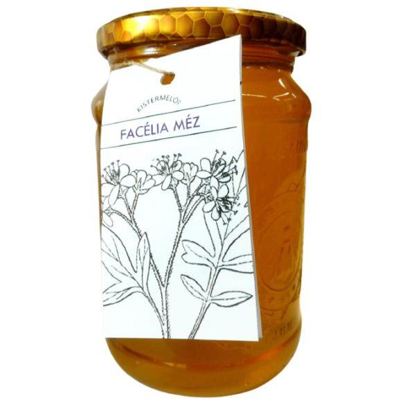 Bodrogzugi facélia méz 1000g
