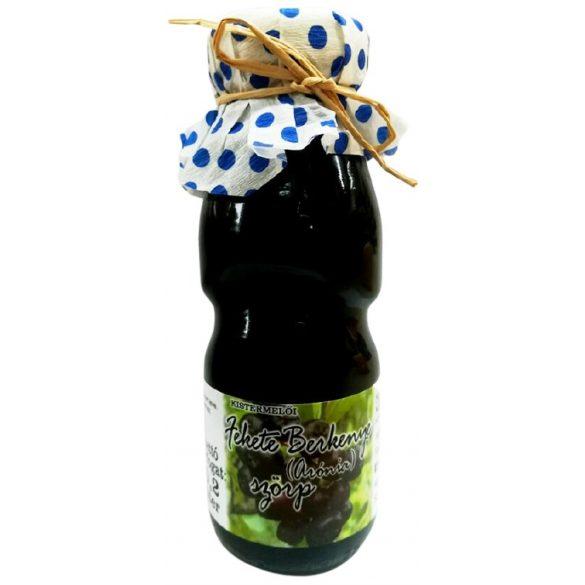 Fekete berkenye (arónia) szörp 200ml