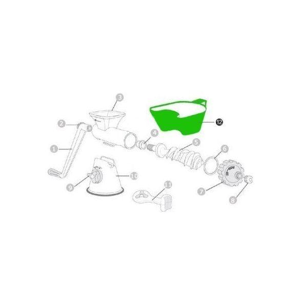 Légyűjtő edény HJ kézi présez (12)