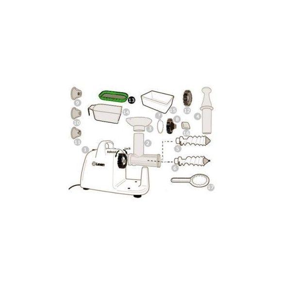 Szűrő elektromos préshez (13)