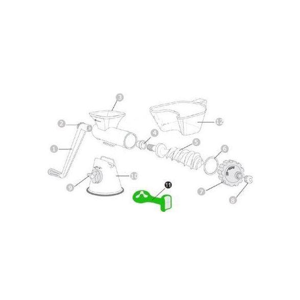 Vákuumzár segítő kar Hj kézi préshez (11)