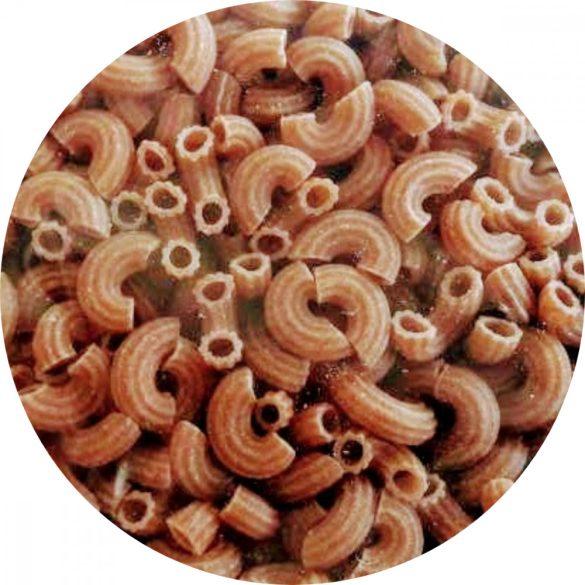 Bio tönköly teljes őrlésű tészta szarvacska 5kg