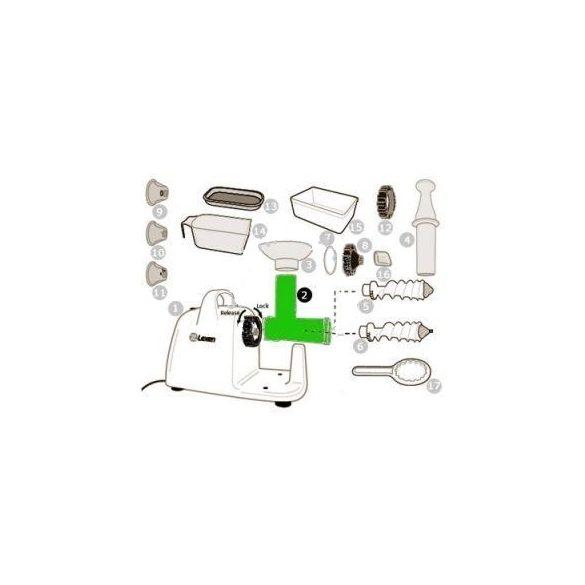 Présház elektromos préshez (2)