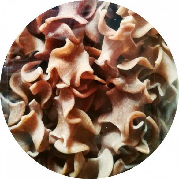 Bio tönköly teljes őrlésű tészta fodros nagykocka 5kg