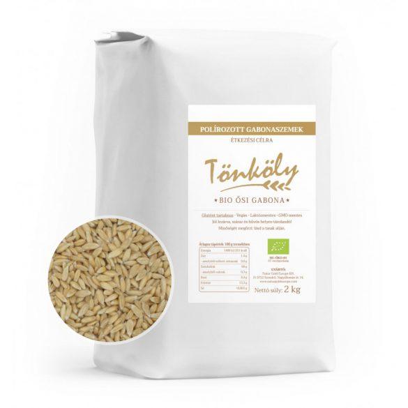 Bio tönköly gersli (tönkölyrizs) 2kg