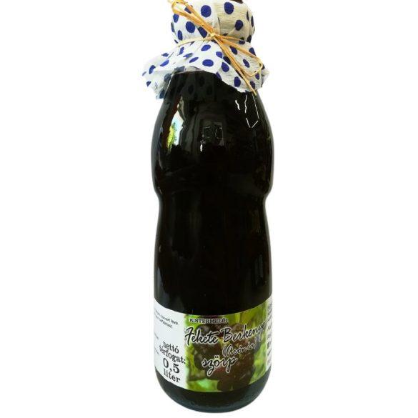 Fekete berkenye (arónia) szörp 500ml
