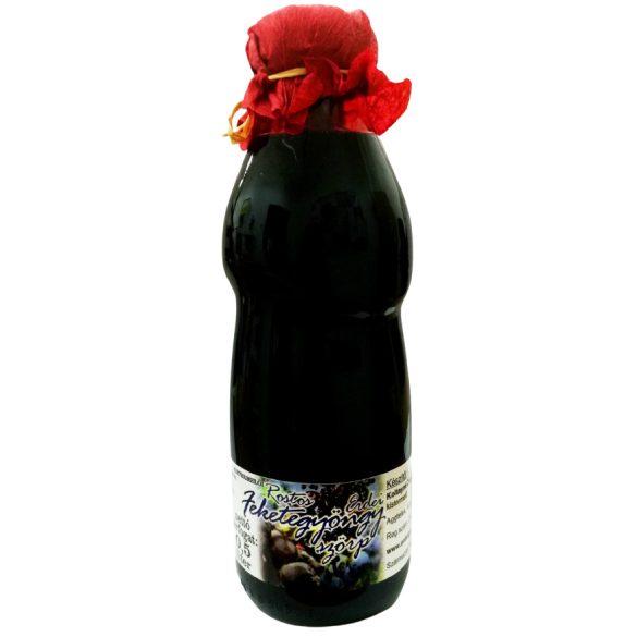 Rostos erdei feketegyöngy szörp 500ml