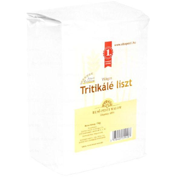 Tritikálé világos liszt 1kg