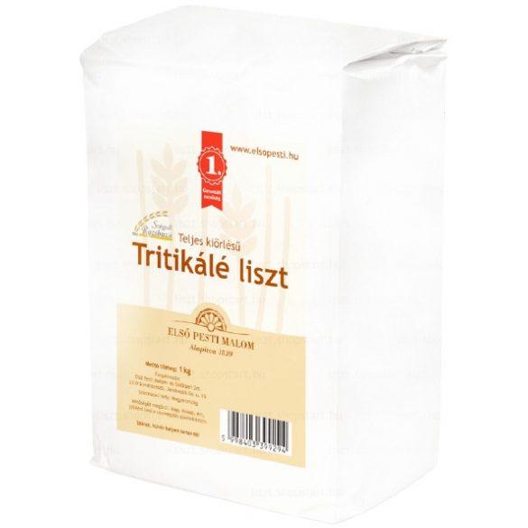 Tritikálé teljes kiőrlésű liszt 1kg