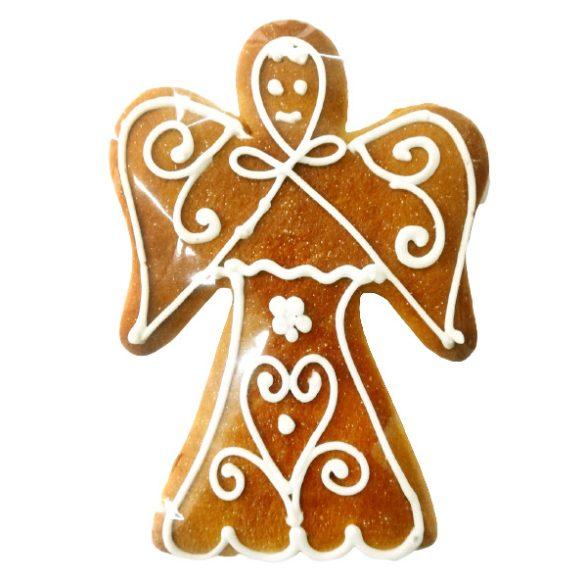 Bio tönköly mézeskalács keksz angyal 40g