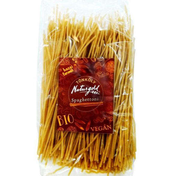 Bio tönköly Spaghettoni tésztakülönlegesség 250g