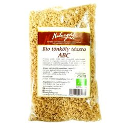 Bio tönköly ABC tészta 250g