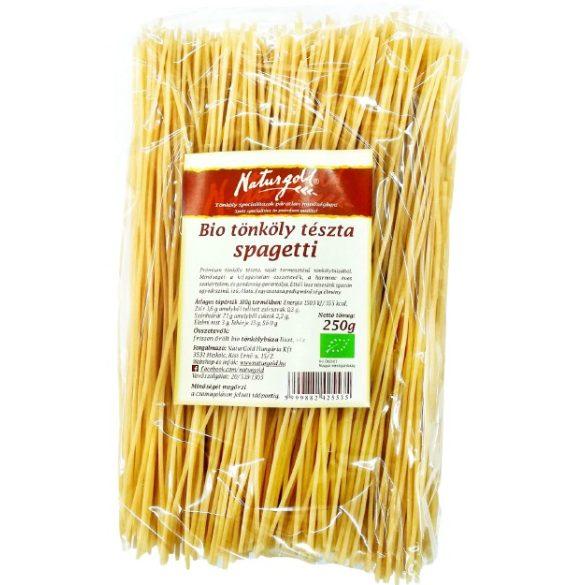 Bio tönköly spagetti tészta 250g