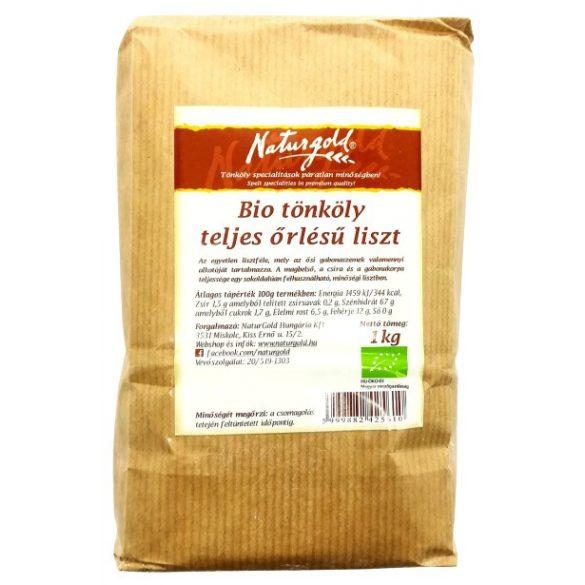 Bio tönköly teljes őrlésű liszt 1kg