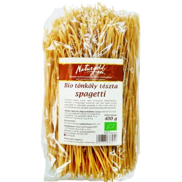 Bio tönköly spagetti tészta 400g