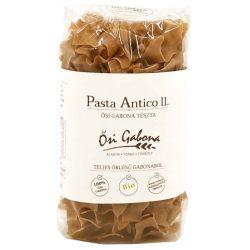 Pasta Antico II. Bio ősi gabona fodros nagykocka tészta 200g