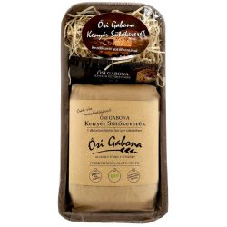 Bio ősi gabona teljes őrlésű kenyérsütő keverék szett