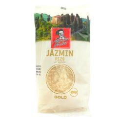"""Jázmin rizs """"A"""" minőségű 400g"""