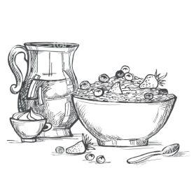 Reggeliző termékek